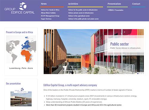 EC Web